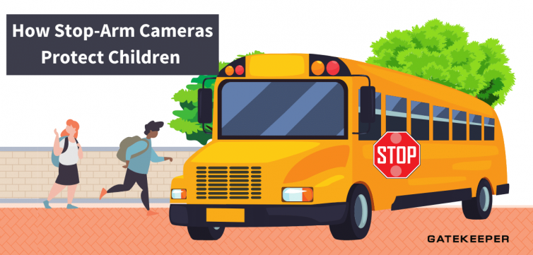 How Stop Arm Cameras Protect Children